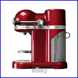 KitchenAid ARTISAN 5KES0503BCA1 Nespresso Coffee Machine Candy Apple