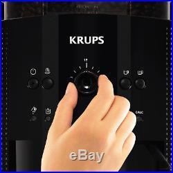 Krups Automatic Coffee Machine EA8108 Machine, Conical Grinder, 1450 W, Espresso