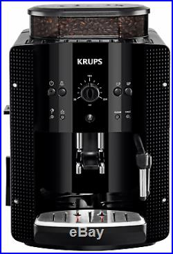 Krups Automatic Coffee Machine ea8108 Coffee Machine, Espresso, Cappuccino
