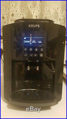 Krups Bean To Cup Fully Authomatic Coffee Machine Ea8150 In Great Condition