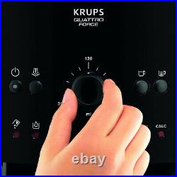 Krups EA811K40 NEW Bean to Cup Coffee Machine Automatic Espresso Maker Carbon