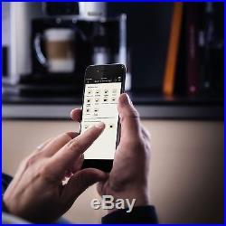Krups EA860E10 Latte Smart Automatic Espresso Coffee Machine Bluetooth Germany