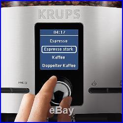 Krups EA 826E Espresso Fully Automatic Coffee Machine 1450W 2 Cups GENUINE NEW