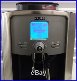 Krups Espresseria XP7230 Automatic Espresso Machine Coffee Maker Remanufactured
