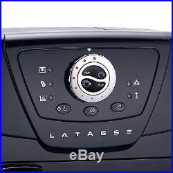 LATASSE FINESSE Premium Bean to Cup Automatic One-Touch Espresso Coffee Machine