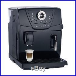LATASSE FINESSE Premium Bean to Cup Espresso Cappuccino Latte Coffee Machine