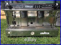 LAVAZZA Astoria Espresso Coffee Machine -Model SAE. 2 Used Condition