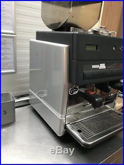 LA Cimbali M52 Espresso Coffee Machine and milk steamer £250 plus vat