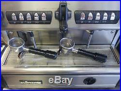 LA SPAZIALE 2 GROUP Espresso Coffee Machine, for cafe, restuarant, bar, S5