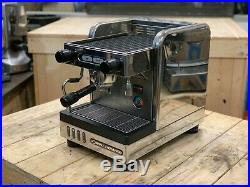 La Cimbali M21 Junior 1 Group Stainless Espresso Coffee Machine Restaurant Cafe