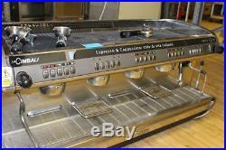 La Cimbali coffee automatic espresso machine 4 group M39 Dosatron DT4 NO RESERVE