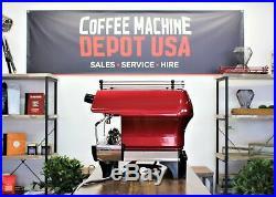 La Marzocco FB80 EE 2 Group 2016 Commercial Coffee Espresso Machine
