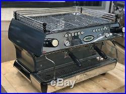 La Marzocco Fb80 2 Group Black Grey Espresso Coffee Machine Commercial Cafe