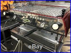 La Marzocco Fb80 2 Group Espresso Coffee Machine With Pump / Filter & Handles