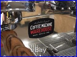 La Marzocco Fb80 Espresso Coffee Machine Cafe Commercial Latte Multi Boiler Bean