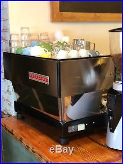 La Marzocco Linea 2AV Espresso Machine 2 group incl. Grinder- Stainless