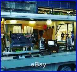 La Marzocco Linea 2AV Espresso Machine 2 group very good condition