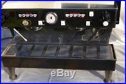 La Marzocco Linea 2 Head Espresso Coffee Machine + Pump Filter Serviced Tested