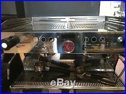La Marzocco Linea PB 2AV espresso machine 2 group head
