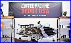 La Marzocco Mistral Ee 3 Group Commercial Espresso Coffee Machine