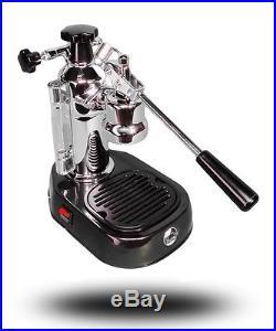 La Pavoni EN Europiccola Lever Espresso Coffee Maker Machine + JDL Grinder Set