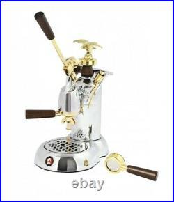 La Pavoni EXPO 2015 EXP Manual Lever Espresso Coffee & Cappuccino Machine 220V