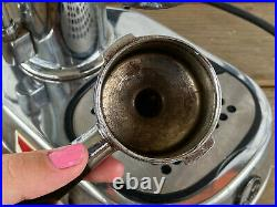 La Pavoni Espresso Machine Chrome Coffee Maker Lowest Price On Ebay