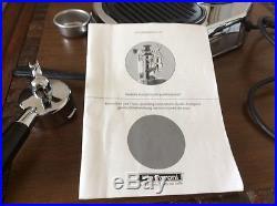 La Pavoni Europiccola 8 cup espresso coffee machine