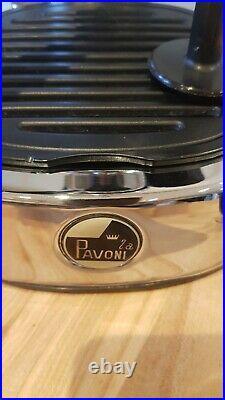 La Pavoni Europiccola Chrome Lever Coffee Machine