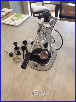 La Pavoni Europiccola Espresso Machine Coffee W1000 230V