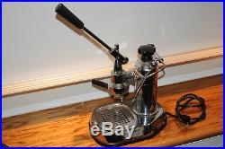 La Pavoni Europiccola Manual Lever Espresso Machine Coffee &Tea Maker Appliance