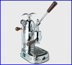 La Pavoni GRL Gran Romantica Manual Lever Espresso Coffee & Cappuccino Machine