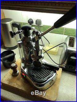 La Pavoni Lever Espresso Coffee Machine in need of some loving care