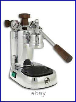 La Pavoni PLH Professional Chrome Manual Lever Espresso Coffee Machine 220V