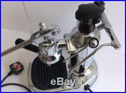 La Pavoni PROFESSIONAL EUROPICCOLA Espresso Coffee Machine 8 Cups Chrome