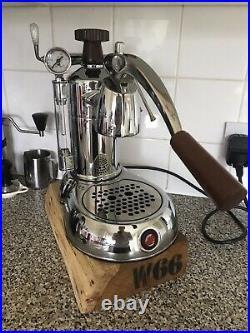 La Pavoni Stradivari espresso coffee machine lever professional