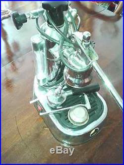La Pavoni espresso cappuccino coffee machine
