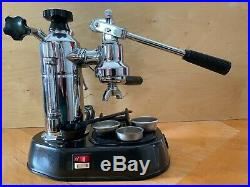 La Pavoni europiccola Coffee Machine Best Italian Engineering for Coffee