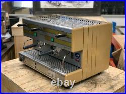 La San Marco 85 12 2 Semi Automatic 2 Group Espresso Coffee Machine Cafe
