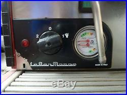 La San Marco 95 2 Group Espresso Coffee Machine semi automatic
