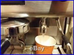 La Scala Espresso machine 1 group