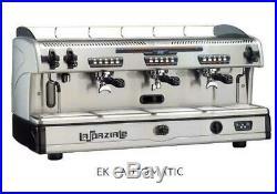 La Spazaiale S5 3 group Espresso coffee machine