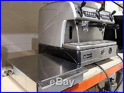 La Spaziale Commercial Espresso Coffee Machine under 3 years old, rarely used