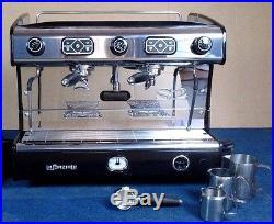 La Spaziale S2 EK TA 2 Group Takeaway Coffee Espresso Cappuccino Machine Grinder