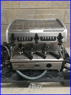 La Spaziale S5 Compact 2 group Barista/Espresso Coffee Machine