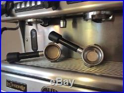 La Spaziale S5 Compact Espresso Coffee Machine Inc Calcium Treatment Unit