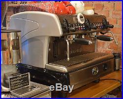 La Spaziale S5 EK Compact 2 Group Commercial Espresso Coffee Machine