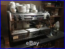 La Spaziale S5 Ek 2 Group Coffee, Espresso Machine Single Phse Electrc & Grinder