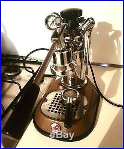 La pavoni europiccola Espresso Coffee Machine Kaffeemaschine Espressomaschine