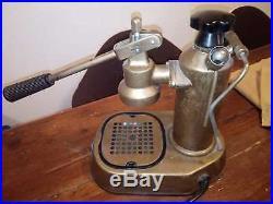 La pavoni europiccola very rare Expresso Coffee Machine espresso caffe italy